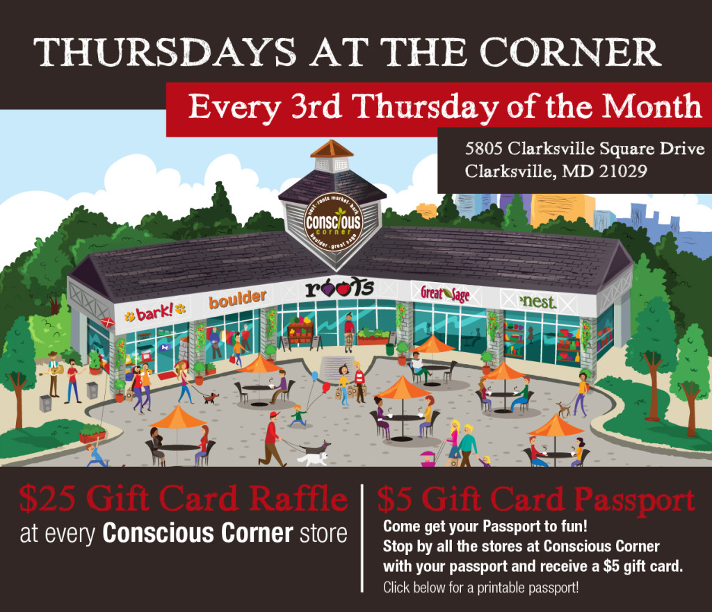thursdays at the corner CC page
